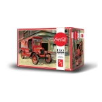 1:25 1923 Coca Cola Ford Model T Delivery Truck