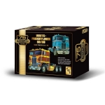 1:25 White Freightliner SD/DD 75th Anniversary 2-in-1 Kit