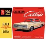 1:25 1964 Olds Cutlass 442 Hardtop