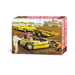 1:25 Piranha Drag Team - 3 Kits in 1 Box!