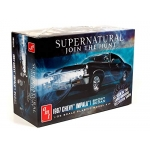 1:25 1967 Chevy Impala from Supernatural
