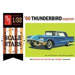 1:32 1960 Ford Thunderbird Hardtop