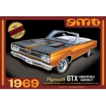 1:25 1969 Plymouth GTX Convertible
