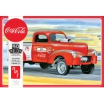 1:25 1940 Willys Pickup Gasser (Coca-Cola)