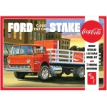 1:25 Ford C600 Stake Bed w/Coke Machine
