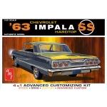 1:25 1:25 1963 Chevy Impala SS