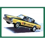 1:25 1966 Plymouth Barracuda - Hemi Under Glass