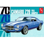 1:25 1970 Camaro Z28 - Full Bumper