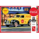 1:25 1940 Ford Sedan Delivery Van - Coca-Cola
