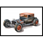 1:25 1925 Ford T Chopped