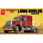 1:25 Peterbilt 378 Long Hauler Semi Tractor
