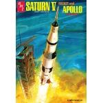 1:200 Saturn V Rocket