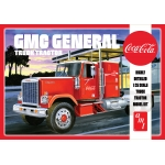 1:25 1976 GMC General Semi Tractor Coca-Cola