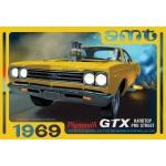 1:25 1969 Plymouth GTX Hardtop Pro Street