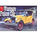 1:25 1927 Ford T Vintage Police Car