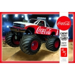 1:25 1988 Chevy Silverado Monster Truck (Coca-Cola)