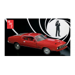 1:25 1971 Ford Mustang Mach I - James Bond