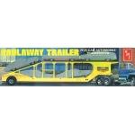 1:25 5 Car Haulaway Trailer