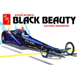 1:25 Steve McGee Black Beauty Wedge Dragster