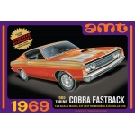 1:25 1969 Ford Torino Cobra Fastback