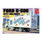 1:25 Ford C600 Hostess Truck with Trailer