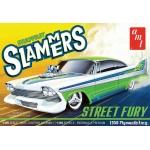 1:25 Street Fury 58 Plymouth Slammer