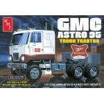 1:25 GMC Astro 95 Semi Tractor (Miller Beer)