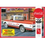 1:25 1972 Chevy Pickup w/Vending Machine & Crates (Coca-Cola)