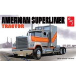 1:24 American Superliner Semi Tractor