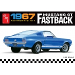 1:25 1967 Ford Mustang GT Fastback