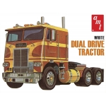 1:25 White Freightliner Dual Drive Tractor