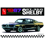 1:25 1967 Shelby GT-350 - Moulded in Black