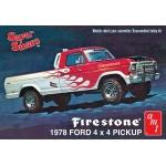 1:25 Firestone 1978 Ford 4x4 Pickup