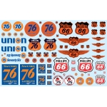 Phillips 66 & Union 76 Trucking Decal Pack