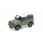 1:43 2015 Land Rover Defender 90 Heritage Edition - Green