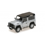 1:43 2014 Land Rover Defender 90 - Silver