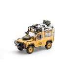 1:43 Land Rover Defender 90 - Camel Trophy Edition