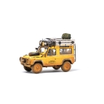 1:43 Land Rover 90 - Camel Trophy Borneo 1985 - Dirty Version