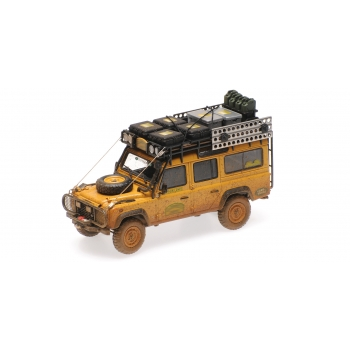 1:43 Land Rover 110 Camel Trophy Support Unit Sabah-Malaysia 1993