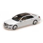 1:43 2016 Mercedes-Benz S-Class Maybach - Iridium Silver