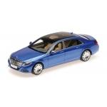 1:43 2016 Mercedes-Benz S-Class Maybach - Blue Metallic