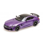1:43 2017 Mercedes-AMG GT R - Sky Purple