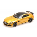1:43 2017 Mercedes-AMG GT R - Solar Beam Orange