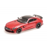 1:43 2017 Mercedes-AMG GT R - Metallic Red