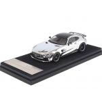 1:43 2017 Mercedes-AMG GT-R - Chrome