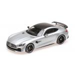 1:43 Mercedes-AMG GT R - Silver