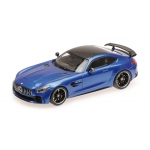 1:43 Mercedes-AMG GT R - Blue Metallic