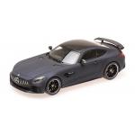 1:43 Mercedes-AMG GT R - Leather Matt Blue