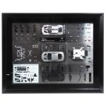 1:43 Bentley GT3 Team Absolute #7 In Display Case