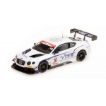1:43 Bentley Continental GT3 Jordan Witt Racing  - 2016 GT Cup